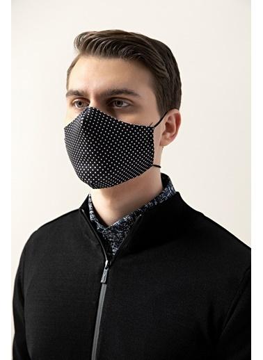 D'S Damat Maske Siyah